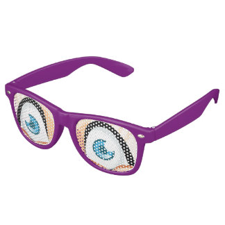 Fennec The Fox Eyes On The Prize Retro Sunglasses