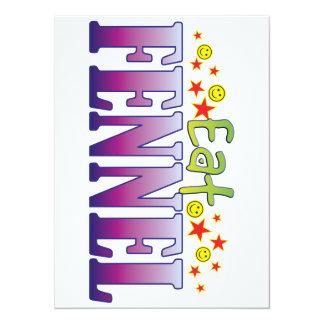 Fennel Eat 14 Cm X 19 Cm Invitation Card