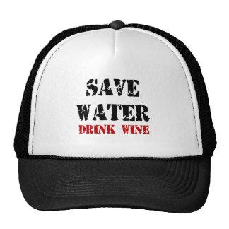 Feral Gear Designs - Save Water Drink Wine Cap