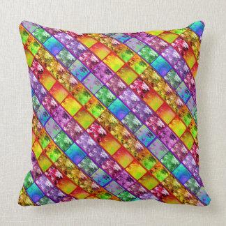 Fern Leaf Artistic Photo Series Large Cushion