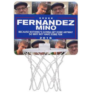 Fernandez-Mino Basketball Hoop