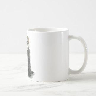 Ferret fun! basic white mug