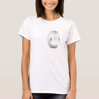 Ferret Woman's Design Shirt