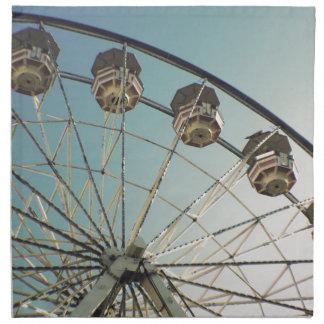 Ferris Wheel Napkin