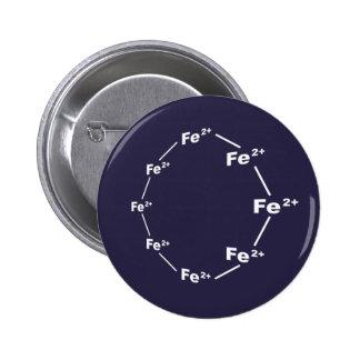 Ferrous Wheel 6 Cm Round Badge