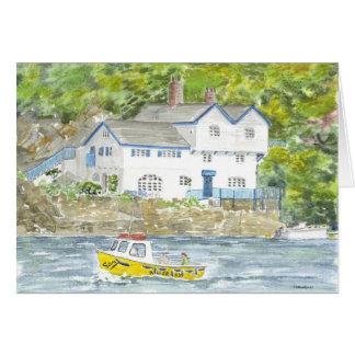'Ferryside' Card