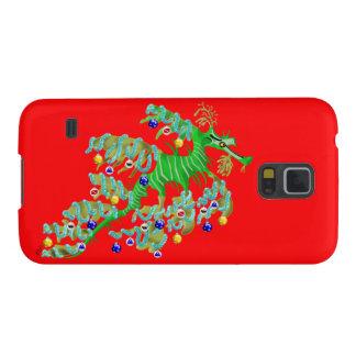 Festive Sea Dragon Galaxy S5 Case