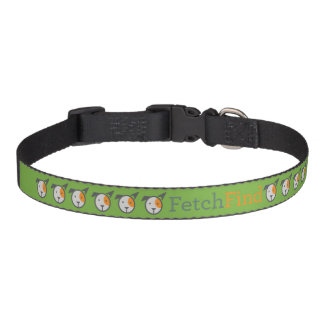 FetchFind Dog Collar