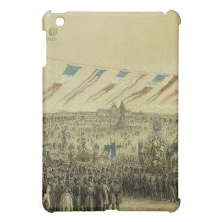 Fête de la Concorde - 1848 iPad Mini Cover