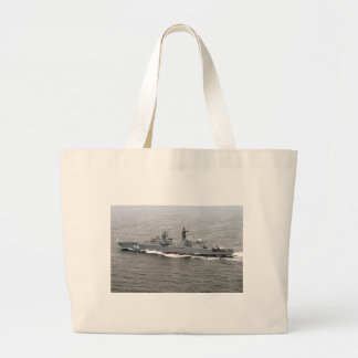 FF 712 Frigate Neustrashimy Tote Bags