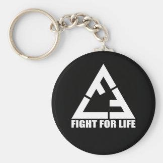 FFL Keychain Black