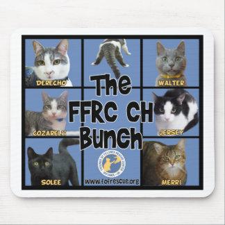 FFRC CH Bunch Mouse Pad