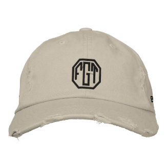 FGT EMBROIDERED BASEBALL CAPS