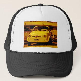 Fiat 500 Abarth. Trucker Hat