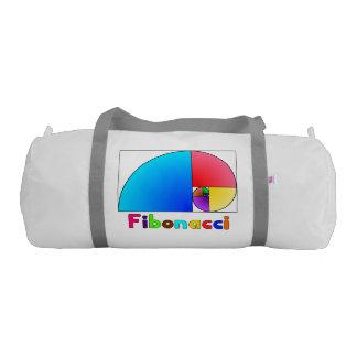 Fibonacci Gym Duffel Bag