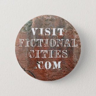 Fictional Cities wall badge