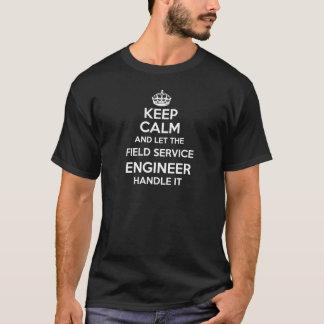 FIELD SERVICE ENGINEER T-Shirt