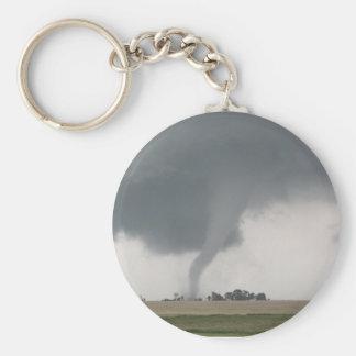 Field Tornado Key Ring