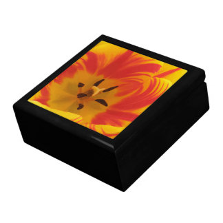 Fiery Tulip Gift Box