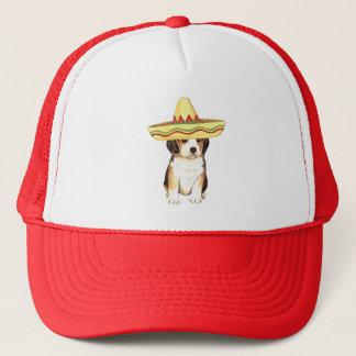 Fiesta Beagle Trucker Hat