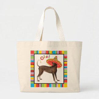 Fiesta Xolo Large Tote Bag