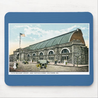 Fifth Regiment Armory, Baltimore, MD Mouse Pad