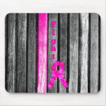 Fight Breast Cancer Mouse Pad