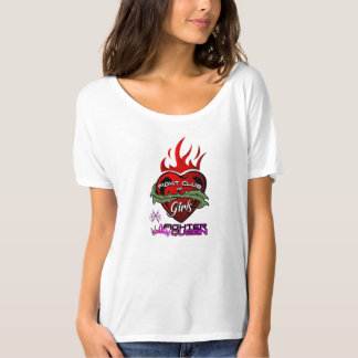 Fight Club of Girls Heart T-Shirt