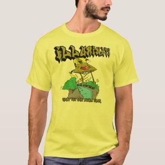 Fight The New World Order- Illuminati T-shirt