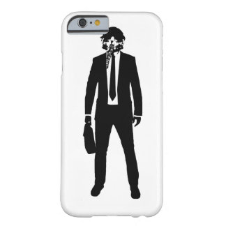 Fighter Pilot Fashion Suit Barely There iPhone 6 Case