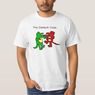 Fighting Dinosaurs T-Shirt