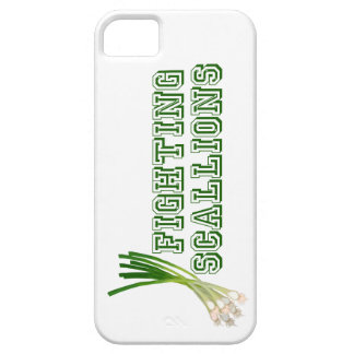 Fighting Scallions - Sabrina iPhone 5 Cover