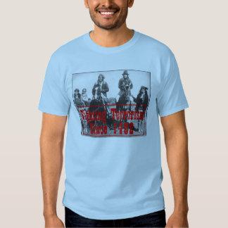 fighting terrorism since 1492 tee shirts