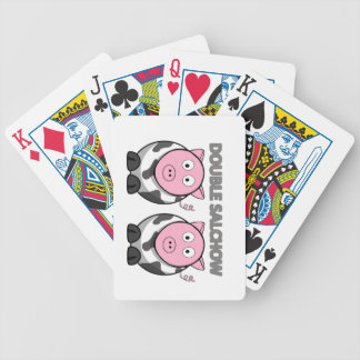 Figure Skating Playing cards Double Salchow