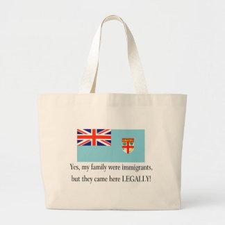 Fiji Large Tote Bag
