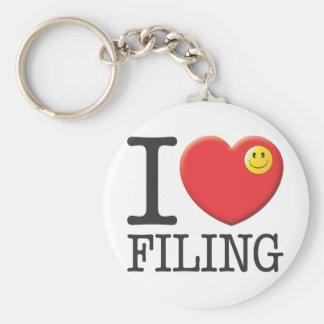 Filing Key Ring