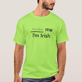 Fill In Blank T-Shirt