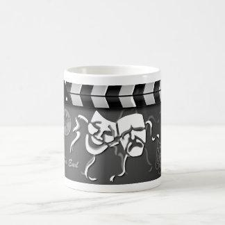 film clap crew coffee mug