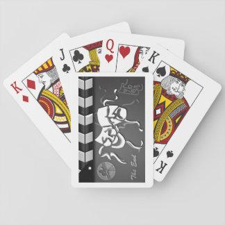 film clap crew Hollywood Poker Deck
