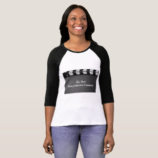 Film clap crew T-Shirt