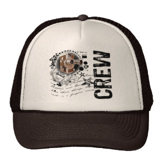 Film Crew Alchemy Trucker Hats