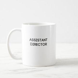 Film Crew - Assistant Director Basic White Mug