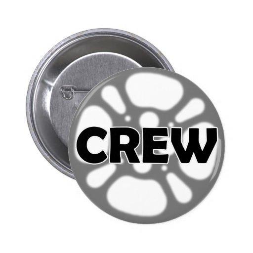 Film Crew Pin