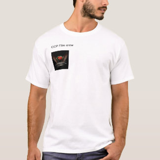 Film crew Director T T-Shirt