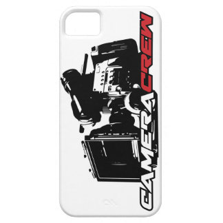 film crew iPhone Barely There iPhone 5 Case