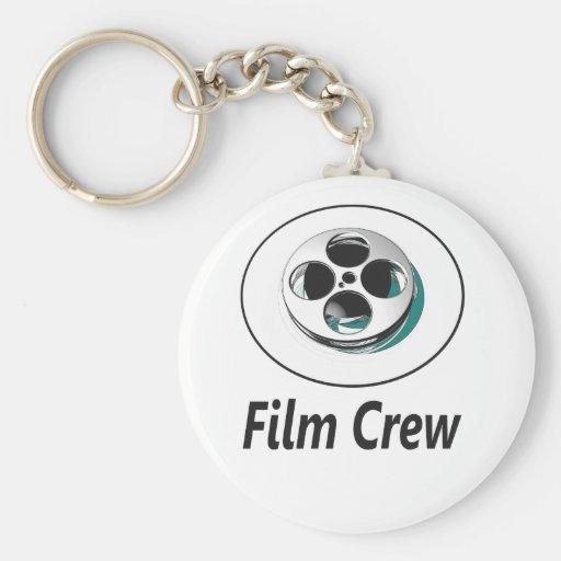 Film Crew Keychains