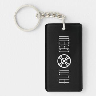 Film Crew Keychain