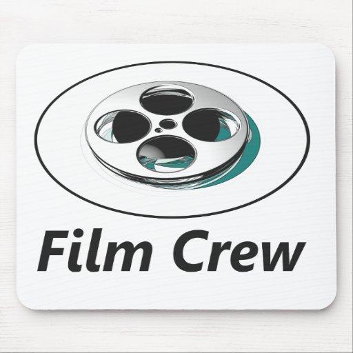 Film Crew Mouse Pad