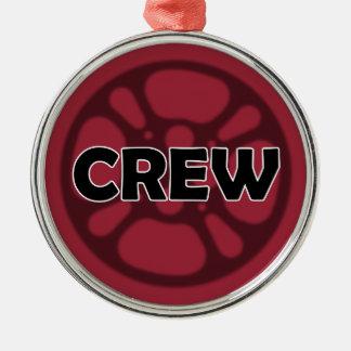 Film Crew Ornament
