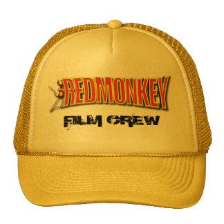 Film Crew Solid Yellow Hat